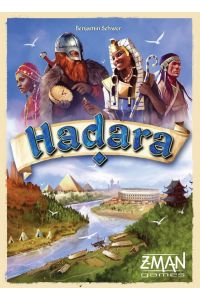 Hadara (Engelstalig)
