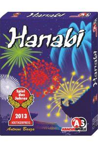 Hanabi - Kaartspel