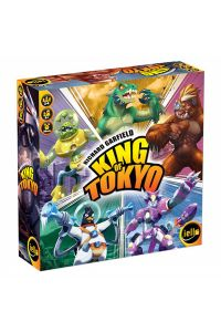 King of Tokyo 2016 NL Edition