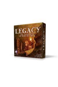 Legacy Testament of Duke de Crecy