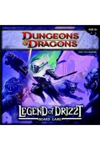 Legend of Drizzt Boardgame