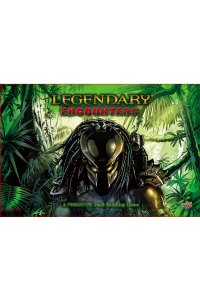 Legendary Encounters - A Predator Deck Building Game
