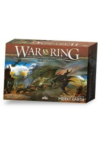 LOTR WOTR War of The Ring 2nd
