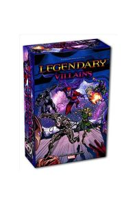 Marvel Legendary Villains Deck Building Game