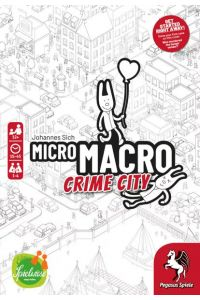 MicroMacro: Crime City (Engelstalig)