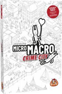 MicroMacro: Crime City (Nederlandstalig)