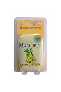 Munchkin Loot Letter - Clamshell Edition