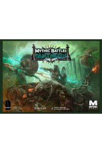 Mythic Battles: Pantheon 1.5 (All Stretch Goals included)