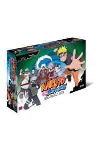 Naruto Shippuden Deck Building Game
