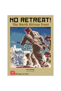 No Retreat North African Front Deluxe Edition