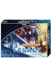 Pandemic Legacy: Season 1 Blue (Engelstalig)