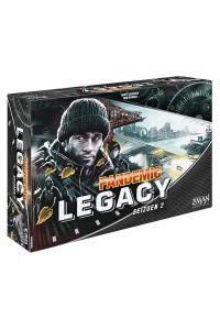 Pandemic Legacy Seizoen 2 Black (Nederlandstalig)