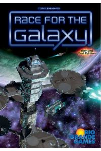Race for the Galaxy second edition