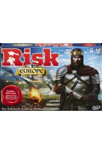 Risk Europe boardgame