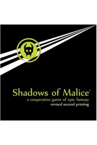 Shadows of Malice ‐ Revised 2nd Printing