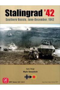 Stalingrad '42: Southern Russia, June-December, 1942