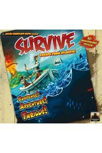 Survive Escape From Atlantis - 30th Anniversary Edition