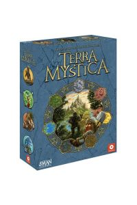 Terra Mystica (Engelstalig)