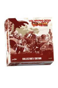 The Walking Dead: All Out War - Miniatures Game Collector's Edition