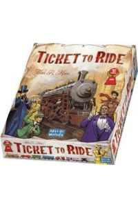 Ticket to Ride (Nederlandstalig)