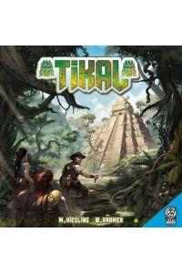 Tikal bordspel Deluxe NL